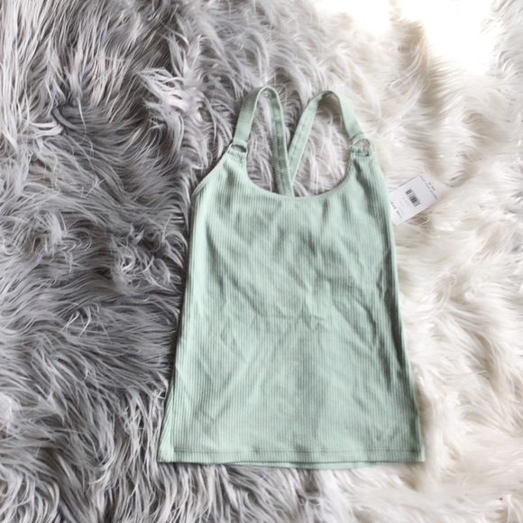 24741bbb1b Anthropologie Free People Movement Workout Shirt. NWT